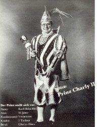 Prinz Charly II. – Session 1991/92