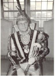 Prinz Eppo I. – Session 1986/87