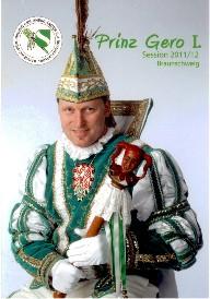 Prinz Gero I. – Session 2011/12