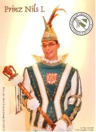 Prinz Nils I. – Session 2013/14