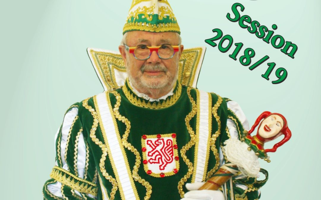 Prinz Clemens IV. – Session 2018/19