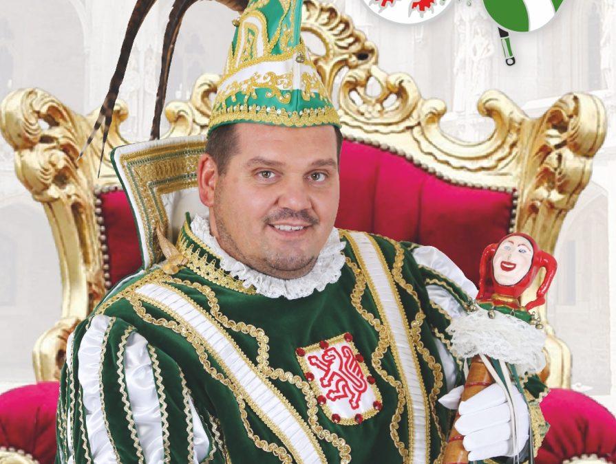 Prinz Rajko I – Session 2019/20