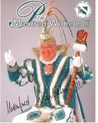 Prinz Manfred-Wilhelm III. – Session 2009/10