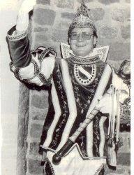 Prinz Manfred II. – Session 1984/85