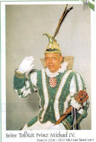 Prinz Michael IV. – Session 2006/07
