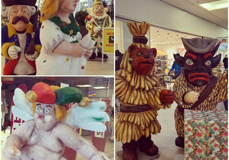 Gastbeitrag Karnevalsfiguren